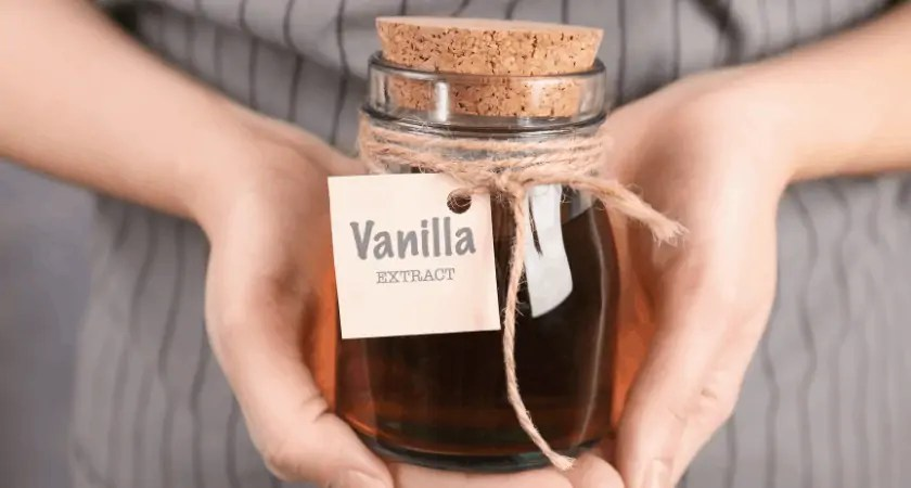 Super Simple Vanilla Extract