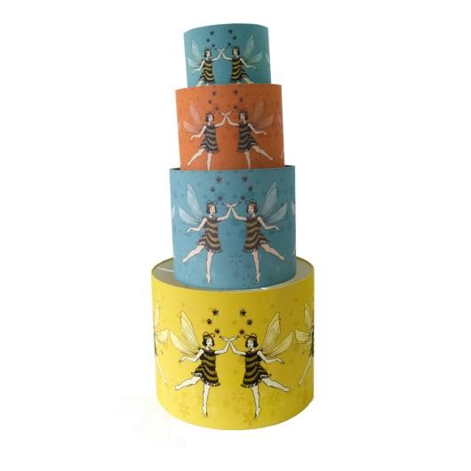 bee girl tower