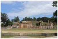 No trip to Tasmania is complete without capturing this stereotypical shot of Port Arthur.