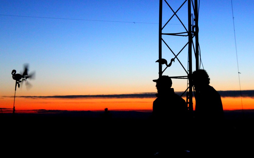 Sunrise at 6900'