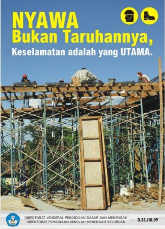 poster k3 keselamatan adalah utama