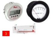 Pressure gauge indikator tekanan