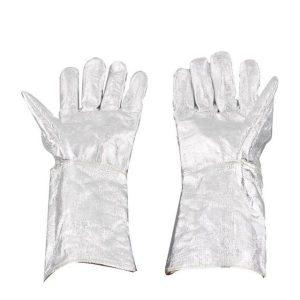 sarung tangan safety aluminium