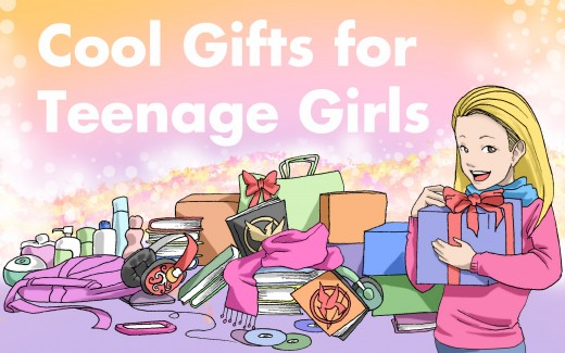 Teenage Girls Christmas Wish List