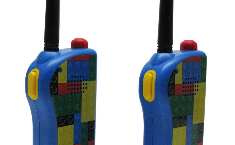 Quality Walkie Talkie for Kids: Toddlers and Primary School