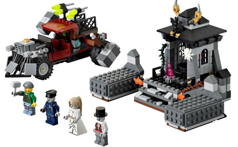 Lego Halloween Sets 2019.Spooky Scary Lego Sets Toys For Halloween