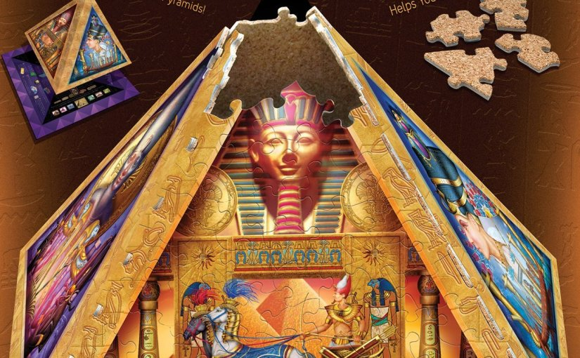Egyptian Jigsaw Puzzle Games