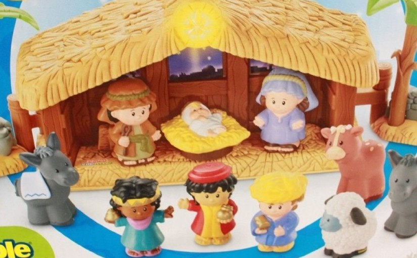Best Toy Nativity Sets Christmas 2017
