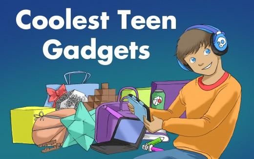 Coolest Teen Gadgets and Gizmos 2017