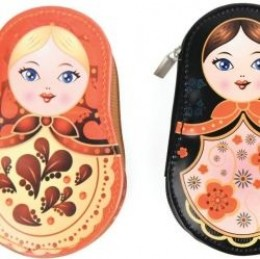 Featured Product: Kikkerland Babushka Manicure Set, Assorted Colors