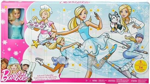 Barbie Advent Calendar 2018 For Girls Katinka S Christmas Gifts