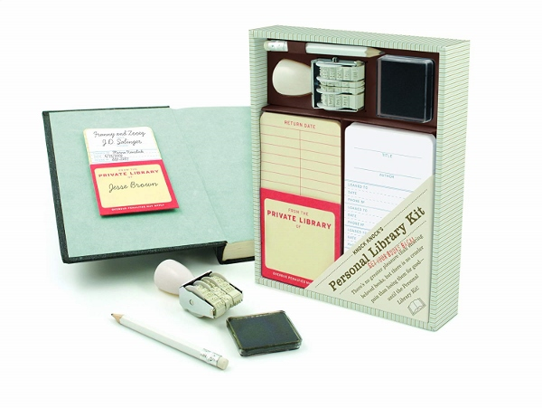 Knock Knock's Personal Library Kit