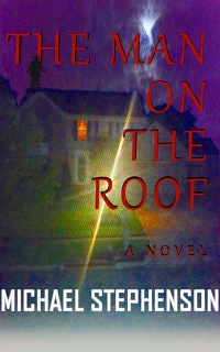 The Man on the Roof by Michael Stephenson Book Cover