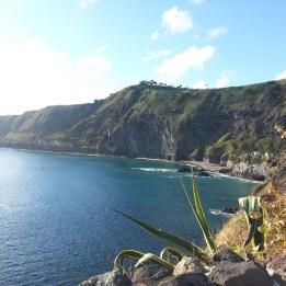 Acht der neun Azoreninseln sind vulkanischen Ursprungs