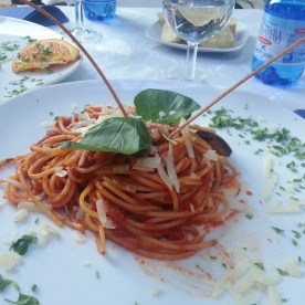Der Klassiker: Spaghetti