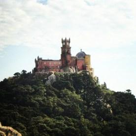 Der Palast von Pena