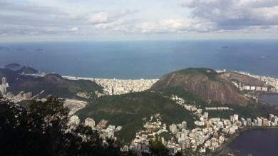 Ausblick vom Corcovado