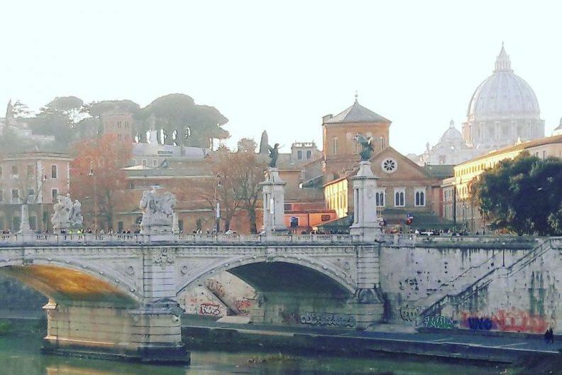 Silvester in Rom