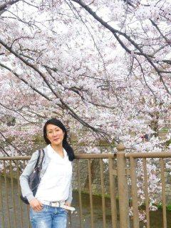 Das Herz der japanischen Köchin Kaoru Iriyama schlägt für die Kirschblüte.