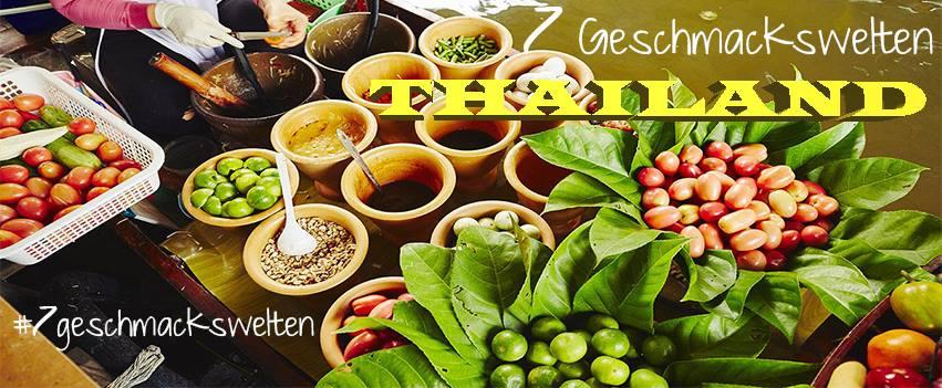 Die Foodblogger der #7geschmackswelten kochen im September thailändisch für euch.
