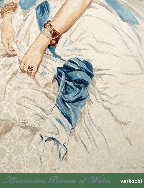 Alexandrs, Princess of Whales, verkocht