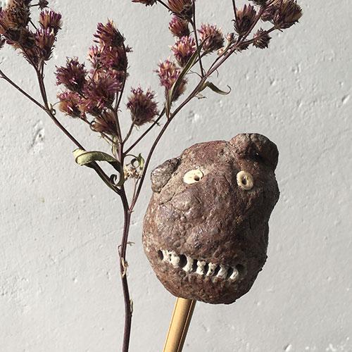 Mr potato tuinkeramiek