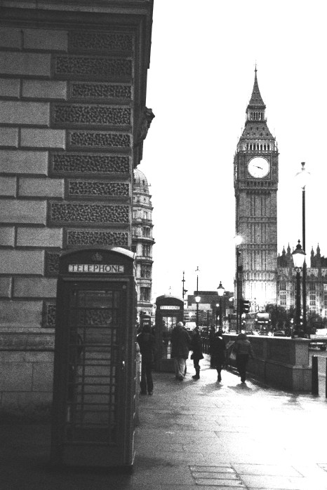 phonebooth and bigben