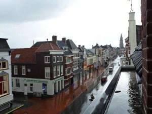 Rainy Dutch day