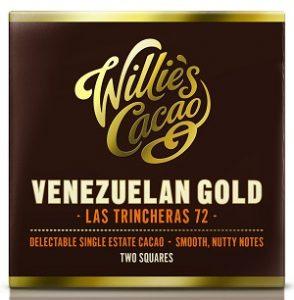 Willie's Cacao - Venezuelan Gold