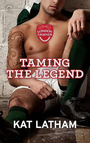Taming the Legend by Kat Latham