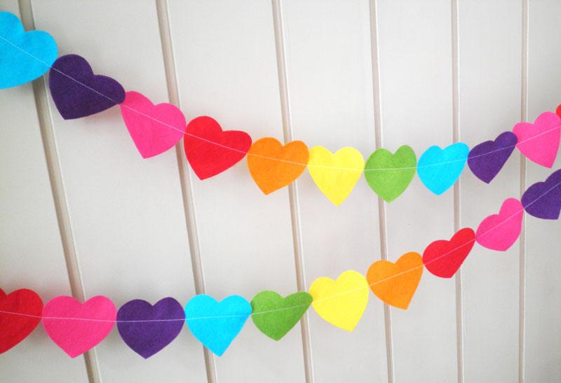 Handmade Cuddles hearts