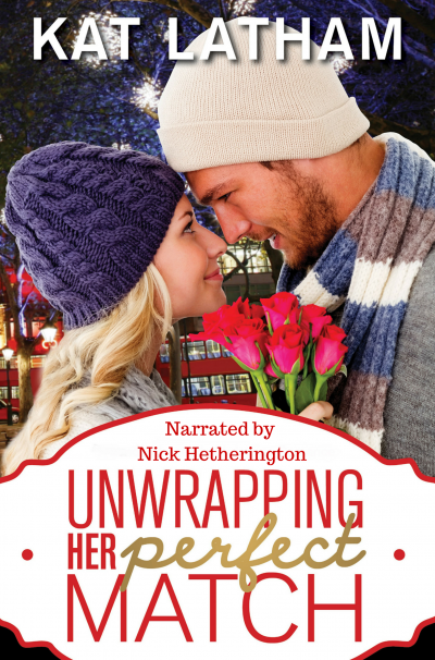 Unwrapping Her Perfect Match audiobook cover