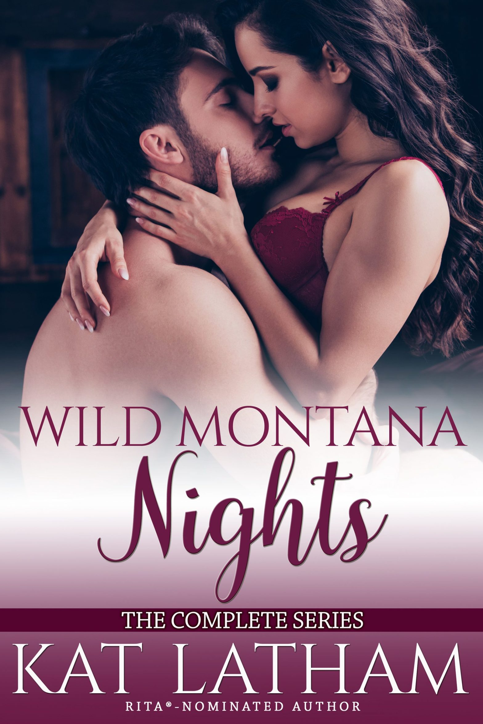 Wild Montana Nights boxset by Kat Latham
