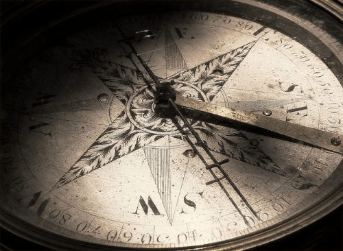core personal values act as a compass