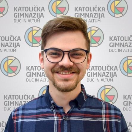 Krešimir Mandićprofesor biologije i kemije