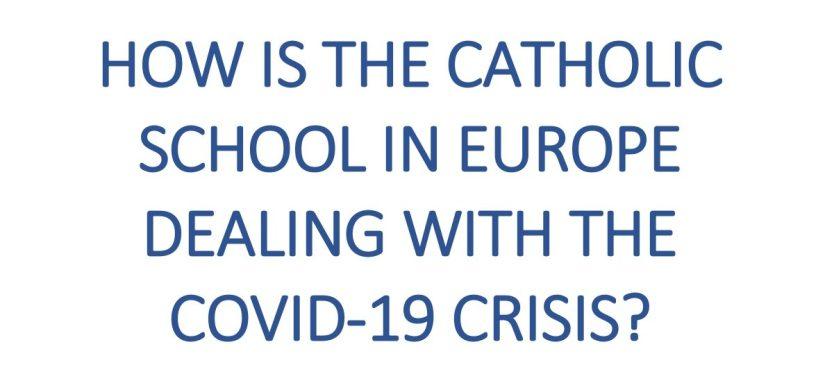 Istraživanje o utjecaju COVID – 19 na katoličke škole