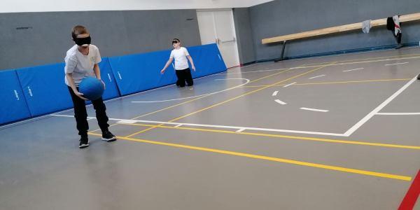 Prigodom Dana škole igrali Goalball