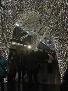 Chelsea Market - interior