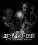Greystalker's T-shirt back 2011