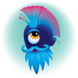 Monster Illustrating: Hair