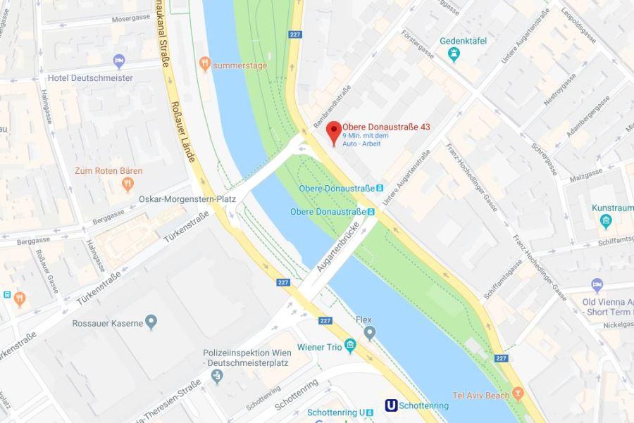 google maps Büro