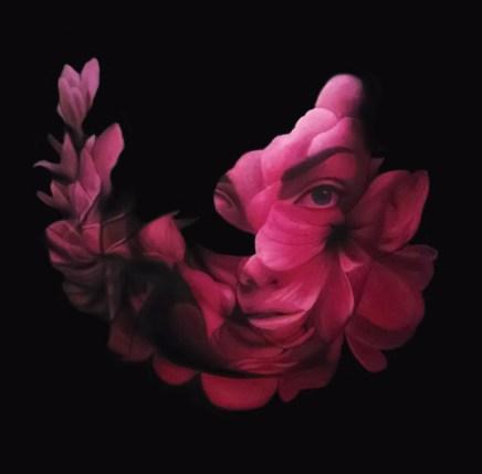 Acrylic on canvas 4' X 4'