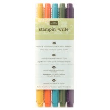 Stampin' Up! In Colours 2014-2016 Stampin' Write Marker Set