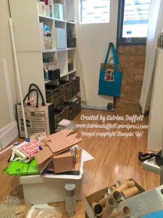 Craft Room Makeover Part 1 01
