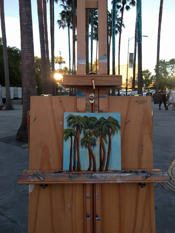 Selling Art in Paradise