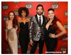 Great Comet opening night at The Plaza November 14, 2016