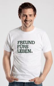 """Klaas setzt sich für den Verein """"Freunde fürs Leben"""" ein"""