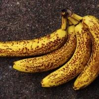 Wohin mit den ollen bananas?