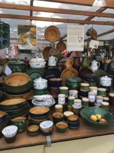 Der Geschirrmarkt ist ein wichtiger Bestandteil der Auer Dult