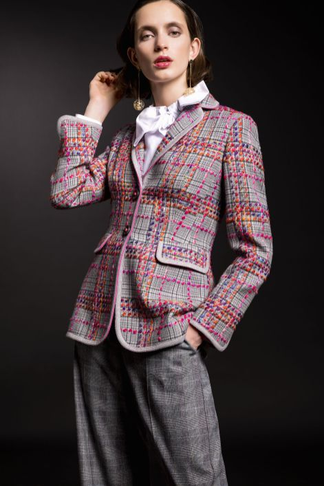 Feminine Interpretation des Business-Suits